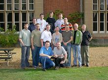 Some of the Joomla founders